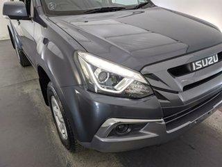 2018 Isuzu MU-X MY17 LS-M Rev-Tronic 4x2 Grey 6 Speed Sports Automatic Wagon.