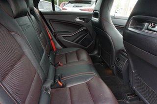 2015 Mercedes-Benz CLA-Class X117 CLA250 Shooting Brake DCT 4MATIC Sport Red 7 Speed