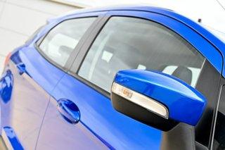 2013 Ford Ecosport BK Titanium PwrShift Blue 6 Speed Sports Automatic Dual Clutch Wagon.