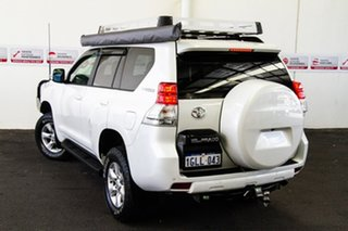 2012 Toyota Landcruiser Prado KDJ150R 11 Upgrade Altitude (4x4) Crystal Pearl 5 Speed