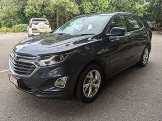 2018 Holden Equinox EQ MY18 LT FWD Blue 6 Speed Sports Automatic Wagon