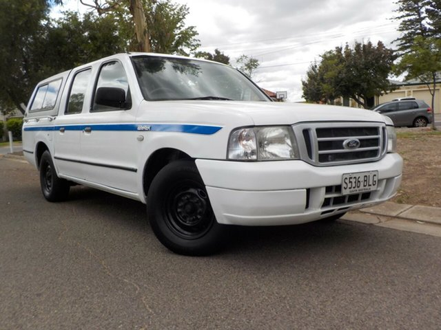 Used Ford Courier PH (Upgrade) GL Crew Cab 4x2 Broadview, 2006 Ford Courier PH (Upgrade) GL Crew Cab 4x2 5 Speed Manual Utility