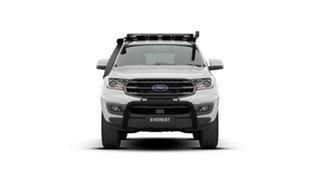 2020 Ford Everest UA II 2021.25MY Trend Arctic White 6 Speed Sports Automatic SUV.