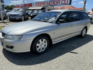 2006 Holden Commodore VZ Executive Silver 4 Speed Automatic Sedan.