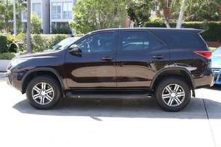 2019 Toyota Fortuner GUN156R GX Phantom Brown 6 Speed Automatic Wagon