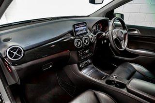2012 Mercedes-Benz B-Class W246 B200 BlueEFFICIENCY DCT Grey 7 Speed Sports Automatic Dual Clutch.