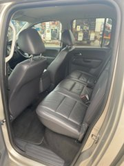 2013 Volkswagen Amarok 2H MY13 TDI420 4Motion Perm Highline Beige/270913 8 Speed Automatic Utility