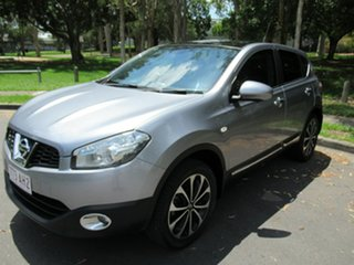 2013 Nissan Dualis J10W Series 4 MY13 Ti-L Hatch X-tronic 2WD Silver 6 Speed Constant Variable
