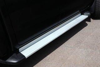 2015 Mazda BT-50 UP0YF1 XTR 4x2 Hi-Rider Black 6 Speed Sports Automatic Utility