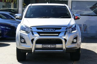 2019 Isuzu D-MAX MY19 LS-U Space Cab Silver 6 Speed Sports Automatic Utility