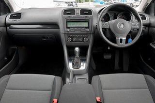 2011 Volkswagen Golf VI MY11 118TSI DSG Comfortline Grey 7 Speed Sports Automatic Dual Clutch Wagon