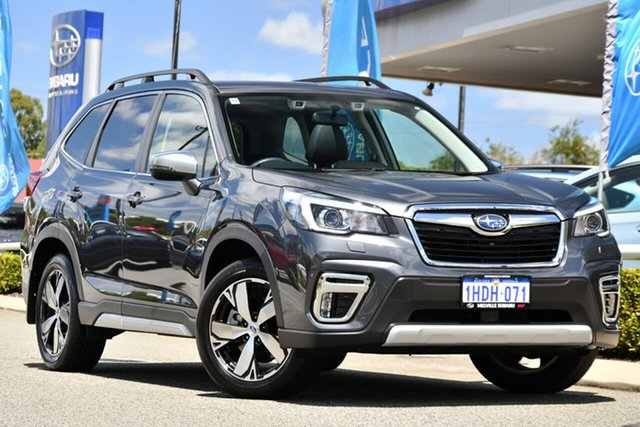 Used Subaru Forester S5 MY20 2.5i-S CVT AWD Melville, 2020 Subaru Forester S5 MY20 2.5i-S CVT AWD Magnetite Grey 7 Speed Constant Variable Wagon