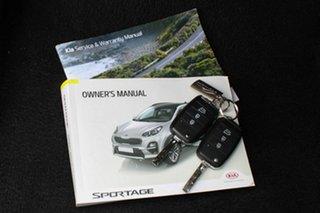 2019 Kia Sportage QL MY19 Si 2WD Premium Blue 6 Speed Sports Automatic Wagon