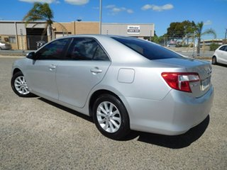 2013 Toyota Camry ASV50R Altise Silver 6 Speed Sports Automatic Sedan