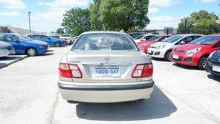 2003 Nissan Pulsar N16 MY2003 ST Gold 4 Speed Automatic Sedan