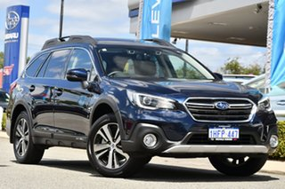 2020 Subaru Outback B6A MY20 2.5i CVT AWD Premium Blue 7 Speed Constant Variable Wagon.