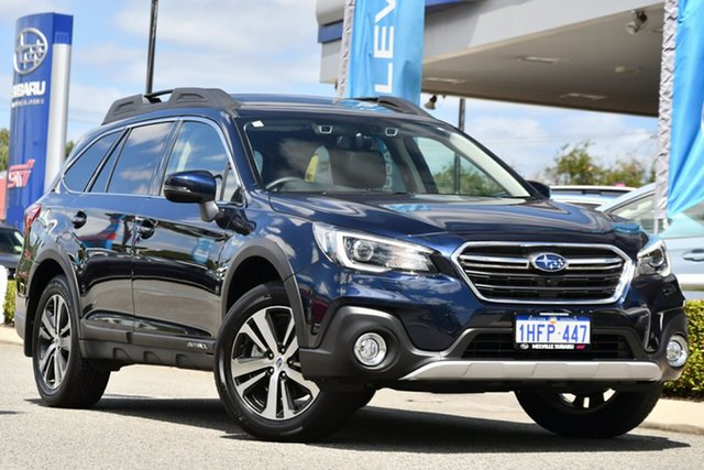 Used Subaru Outback B6A MY20 2.5i CVT AWD Premium Melville, 2020 Subaru Outback B6A MY20 2.5i CVT AWD Premium Blue 7 Speed Constant Variable Wagon