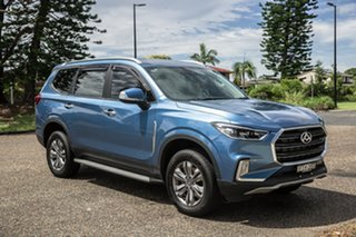 2019 LDV D90 SV9A Mode Ocean Blue 6 Speed Sports Automatic Wagon.