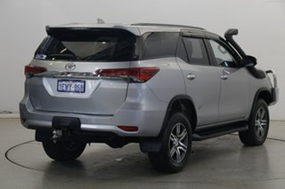 2015 Toyota Fortuner GUN156R GXL Silver 6 Speed Automatic Wagon