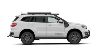 2020 Ford Everest UA II 2021.25MY Trend Arctic White 6 Speed Sports Automatic SUV