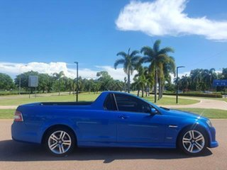 2010 Holden Ute VE MY10 SV6 Blue 6 Speed Sports Automatic Utility