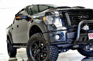 2014 Ford F150 SVT Raptor Black 6 Speed Automatic Crew Cab Utility.