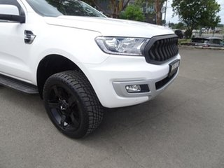 2019 Ford Everest UA II 2019.75MY Trend Arctic White 10 Speed Sports Automatic SUV