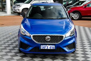 2020 MG MG3 SZP1 MY20 Core Blue 4 Speed Automatic Hatchback
