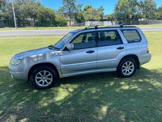2005 Subaru Forester 79V MY05 XS AWD Luxury Silver 4 Speed Automatic Wagon