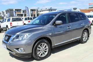 2016 Nissan Pathfinder R52 MY16 ST-L X-tronic 2WD Grey 1 Speed Constant Variable Wagon