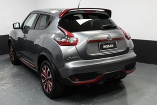 2015 Nissan Juke F15 Series 2 Ti-S 2WD Grey 6 Speed Manual Hatchback