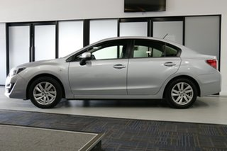 2016 Subaru Impreza MY16 2.0I (AWD) Silver Continuous Variable Sedan