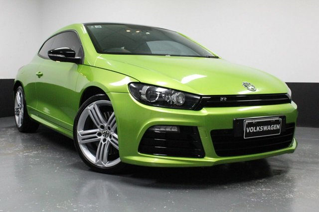 Used Volkswagen Scirocco 1S MY12 R Coupe DSG Newcastle West, 2011 Volkswagen Scirocco 1S MY12 R Coupe DSG Green 6 Speed Sports Automatic Dual Clutch Hatchback