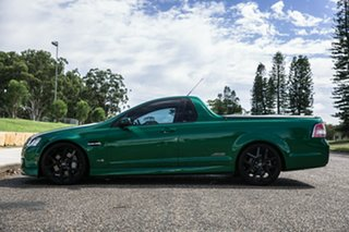 2010 Holden Ute VE II SS V Redline Poison Ivy 6 Speed Manual Utility