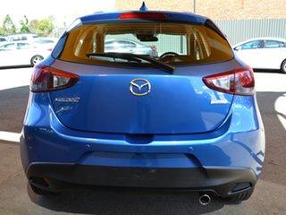2019 Mazda 2 DJ Genki (5Yr) Dynamic Blue Mica 6 Speed Manual Hatchback