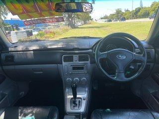 2005 Subaru Forester 79V MY05 XS AWD Luxury Silver 4 Speed Automatic Wagon