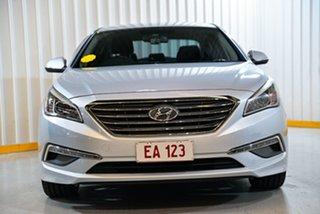 2017 Hyundai Sonata LF3 MY17 Active Silver 6 Speed Sports Automatic Sedan