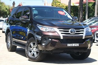 2019 Toyota Fortuner GUN156R GX Phantom Brown 6 Speed Automatic Wagon.