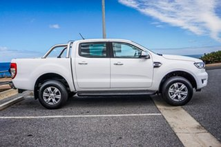 2019 Ford Ranger PX MkIII 2019.00MY XLT Hi-Rider White 10 Speed Sports Automatic Double Cab Pick Up