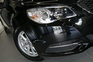 2016 Holden Commodore VF II Evoke Black 6 Speed Automatic Sportswagon.