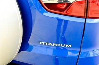 2013 Ford Ecosport BK Titanium PwrShift Blue 6 Speed Sports Automatic Dual Clutch Wagon