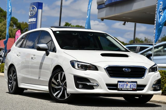 Used Subaru Levorg V1 MY20 2.0 GT-S CVT AWD Melville, 2020 Subaru Levorg V1 MY20 2.0 GT-S CVT AWD White 8 Speed Constant Variable Wagon