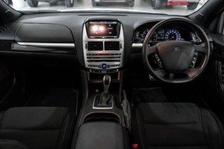 2016 Ford Falcon FG X XR6 Turbo White 6 Speed Sports Automatic Sedan.