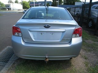 2013 Subaru Impreza MY13 2.0I (AWD) Silver 6 Speed Manual Sedan