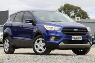 2016 Ford Escape ZG Ambiente Blue 6 Speed Sports Automatic SUV.