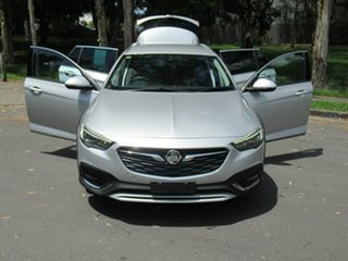 2017 Holden Calais ZB MY18 Tourer AWD Silver 9 Speed Sports Automatic Wagon