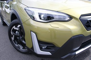 2020 Subaru XV MY21 Hybrid S AWD Plasma Yellow Continuous Variable Wagon.