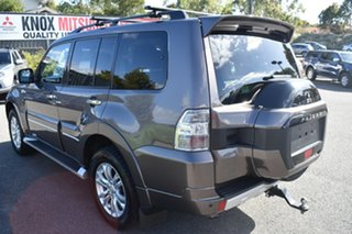 2015 Mitsubishi Pajero NX MY15 Exceed Brown 5 Speed Sports Automatic Wagon