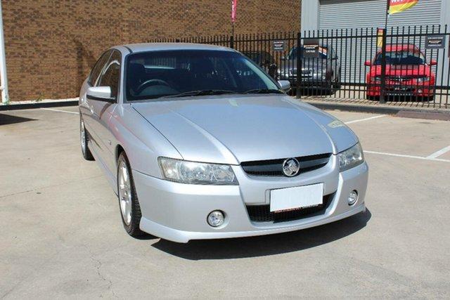Used Holden Commodore VZ SV6 Hoppers Crossing, 2005 Holden Commodore VZ SV6 Silver 5 Speed Auto Active Select Sedan