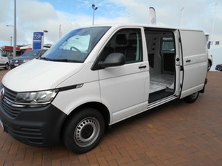 2020 Volkswagen Transporter T6.1 MY20 TDI340 LWB DSG Candy White 7 Speed
